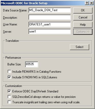 Step 2  Setup CIMPLICITY Software to Log to an Oracle database